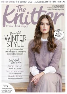 66 ideas for knitting patterns free jumper fair isles Vogue Knitting, Knitting Books, Crochet Books, Knitting Projects, Knit Crochet, Hippie Crochet, Knitting Patterns Free, Knit Patterns, Free Knitting