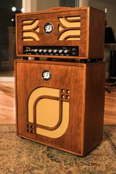 Bradford 'Strerling' Handwired Guitar Amp and by BradfordAmps, $2495.00