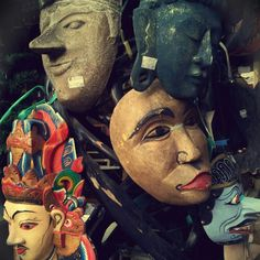 Faces of Mask