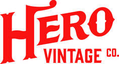 Hero Vintage Co. Logo | Cricket Design Works