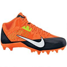 469b2ae1b45570 Nike Mens Alpha Strike 3 4 TD Football Cleat  Nike  Football  Cleats