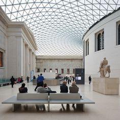 © invisiblegentleman.com   british museum   Foster + Partners