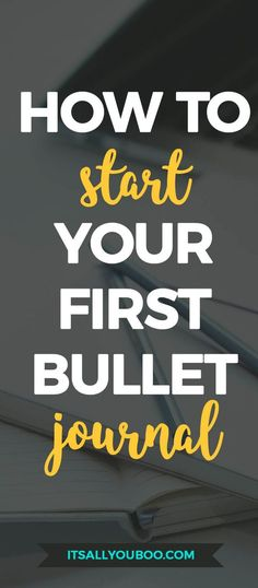 Want to start a bullet journal, but don't know how? Click here for your beginner's guide to bullet journaling, with ideas for pages, pens, journals and everything you need to get started with your first bullet journal. #bulletjournal #bulletjournaling #bulletjournaljunkies #bulletjournalcommunity #bulletjournallove #planning #planningahead #planningtime #journaladdict #journaling #journal #journallove