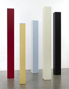 oh Anne Truitt I love you so...