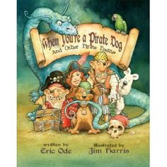 A rip-roaring ride on the high seas with the most lyrical pirates around! Pirates find their literary voices in this rollicking romp on the salty seas. Hilarity ensues as they go about their tasks narrated in poetry and song. The jolly illustrations bring their adventures, above and below decks, to life. See all their silly exploits in this swashbuckling adventure!