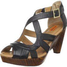 Miz Mooz Petra Women's Petra Platform Sandal,Black,6.5 M US...like tooo