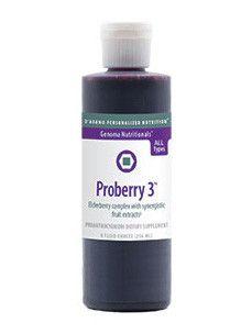DAdamo Personalized Nutrition- ProBerry 3 8 fl oz