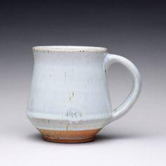 handmade pottery mug ceramic teacup coffee cup by rmoralespottery