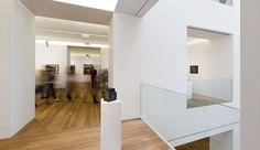 Asturias Museum of Fine Arts, Oviedo - Art and culture - Photographer: Juan Rodríguez #iGuzzini #lighting #Palco #Art