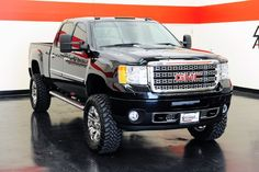 GMC Denali Duramax. Come home with me<3