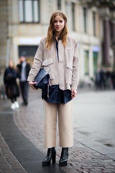 My look the first day of Copenhagen Fashion Week - TRINE'S WARDROBE