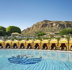 The Phoenician -- a resort for people who don't like resorts