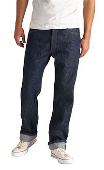 Every big guy should have a pair of jeans LEVI's!!!    Levi's® Mens 501® Buttonfly Shrink to Fit jeans-Big & Tall