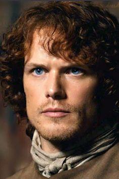 #JamieFraser (Sam Heughan) Outlander, Sigh