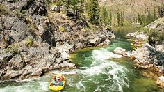 Idaho | Middle Fork Salmon River | Frank Church River of No Return | Rafting