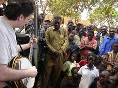 """Watch Bela Fleck in """"Throw Down Your Heart"""" Best msuic documentary I have seen since Buena Vista Social Club. Heart Poster, Art Society, Blown Away, African Countries, One Image, Social Club, Banjo, Tanzania, Your Heart"""