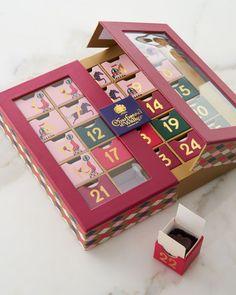 Charbonnel ET Walker Carousel Advent Calendar