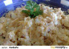 Pomazánka ze škvarků Grains, Rice, Food, Essen, Meals, Seeds, Yemek, Laughter, Jim Rice