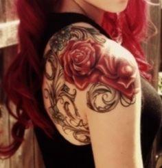 tatto girl.