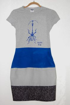 049a3b9451 Live Your Art  Quick T-shirt Nightgown Tutorial Old Sweater