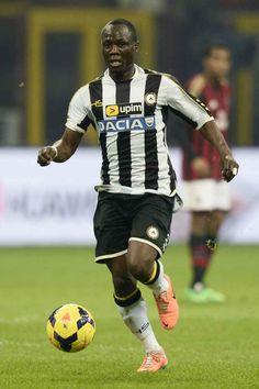 @Udinese Emmanuel Agyemang-Badu #9ine