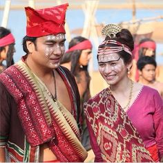 Pre-colonial visayan wedding