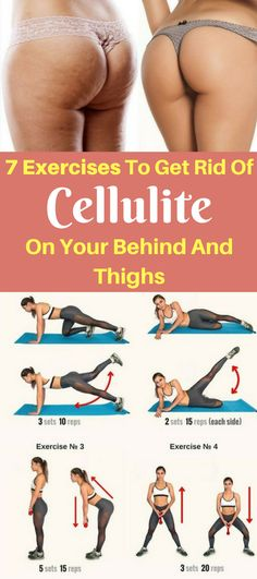 how to get rid of cellulite in two weeks