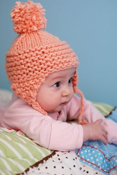 Diy Crafts - Ravelry: Serendipity pattern by Pixiepurls Baby Hats Knitting, Knitting For Kids, Loom Knitting, Baby Knitting Patterns, Knitted Hats, Crochet Patterns, Yarn Projects, Knitting Projects, Crochet Projects