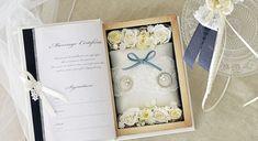 オリジナルのウェディングブックの中は結婚誓約書×リングピロー