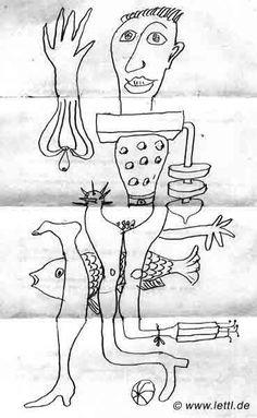 Cadavres exquis-faits surréalistes