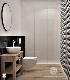 Znalezione obrazy dla zapytania progetti łazienka homebook