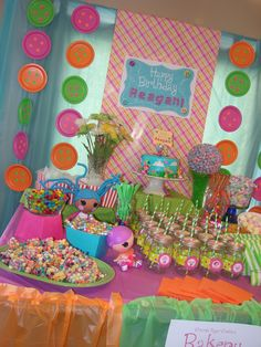 "Photo 3 of 50: Lalaloopsy Party / Birthday ""Reagan's 5th Birthday Party"" 