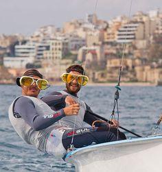 Panagiotis Mantis & Pavlos Kagialis | Gul Watersports