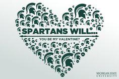 Valentine #spartans