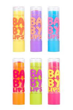 am LOVE baby lips