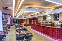 Nowojorska kawiarnia Segafredo