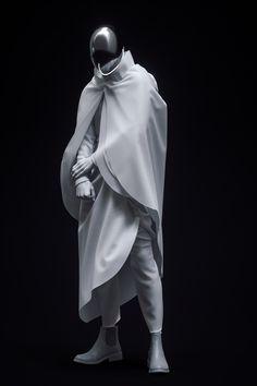 Character Concept, Character Art, Concept Art, Cyberpunk Fashion, Cyberpunk Art, Arte Sci Fi, Cyberpunk Character, Future Fashion, Mask Design