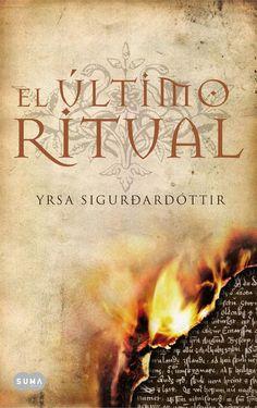 El último ritual / Sigurdardóttir, Yrsa