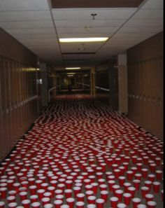 I want to pull a senior prank the last day of school of senior year.