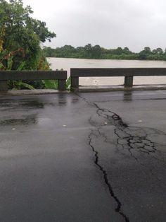 Lanamme alertó de mal estado de puente sobre río Chirripó