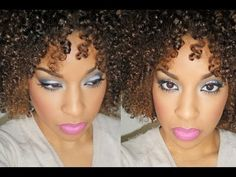 ▶ ❤Beauty By Lee's❤ Dinair airbrush review + Tutorial (smokey airbrushed eyes) - YouTube
