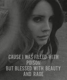 lana del rey music quotes - Google Search
