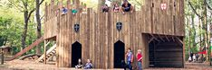 Woodland Adventure Park Kingdom | Camp Hill