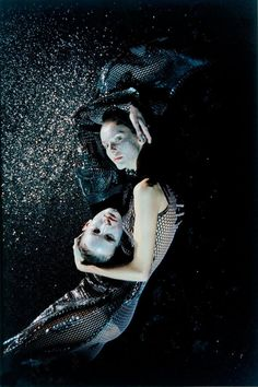 Michal Pudelka - Photographer Irina Marie - Fashion Editor/Stylist Ali Pirzadeh - Hair Stylist Sharon Dowsett - Makeup Artist Eliza Thomas - Model Lucy Evans - Model Phillipa Hemphrey - Model
