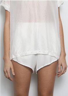 One Blonde Burnette Black//Pink Cami Tank Boy Shorts Sleep Set Intimates