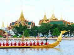 Barcaza real - Tailandia