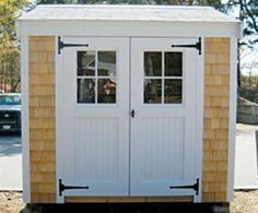 4' x 8' Cuddyhunk | Buildings & Sheds and Pool Houses from Walpole Woodworkers
