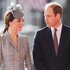Gorgeous!! Kate Middleton Steps Out for the First Time Since Announcing Her Pregnancy! #InStyle