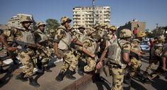 Επίθεση σε Αιγύπτιους στρατιώτες στη χερσόνησο του Σινά