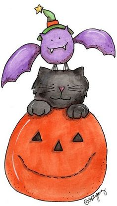 .Figuras de Halloween